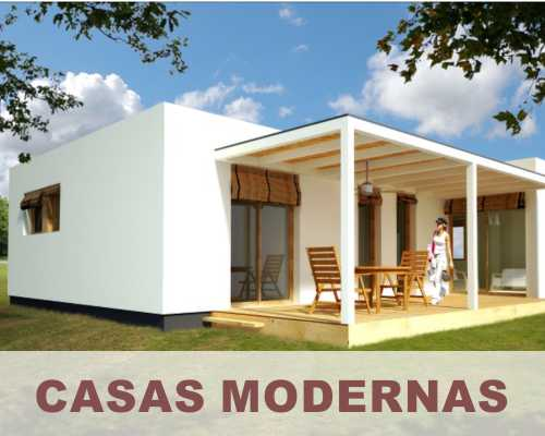 Casas de madera baratas beautiful with casas de madera for Casas modernas baratas