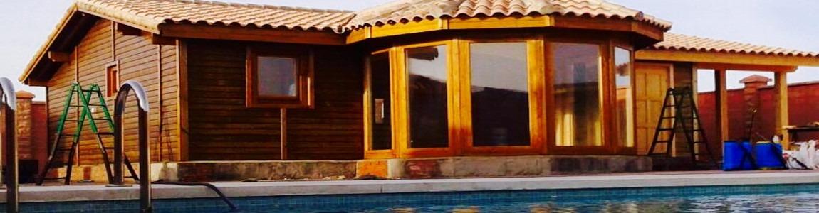 D nde estamos casas de madera econ micas en el puerto de - La casa de madera valencia ...