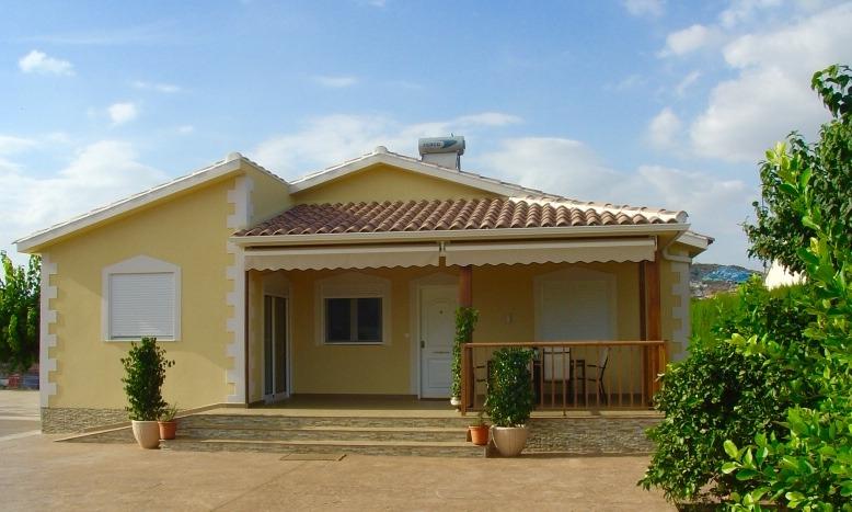 Valeria 128 m2 casas de madera econ micas en el puerto - Paginas amarillas inmobiliarias ...
